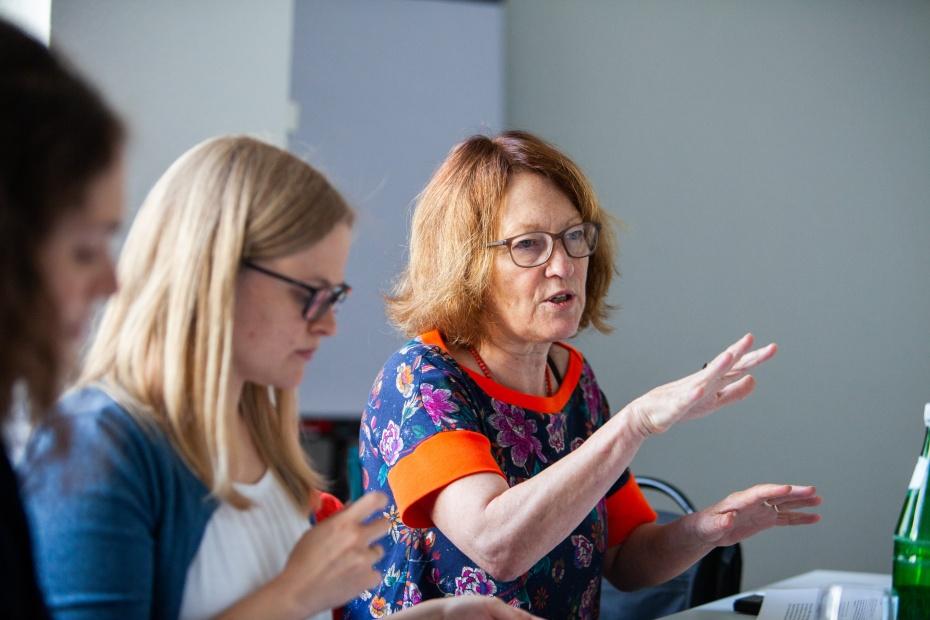 Prof. Dr. Stefanie Schüler-Springorum, Direktorin des Zentrums für Antisemitismusforschung an der TU Berlin