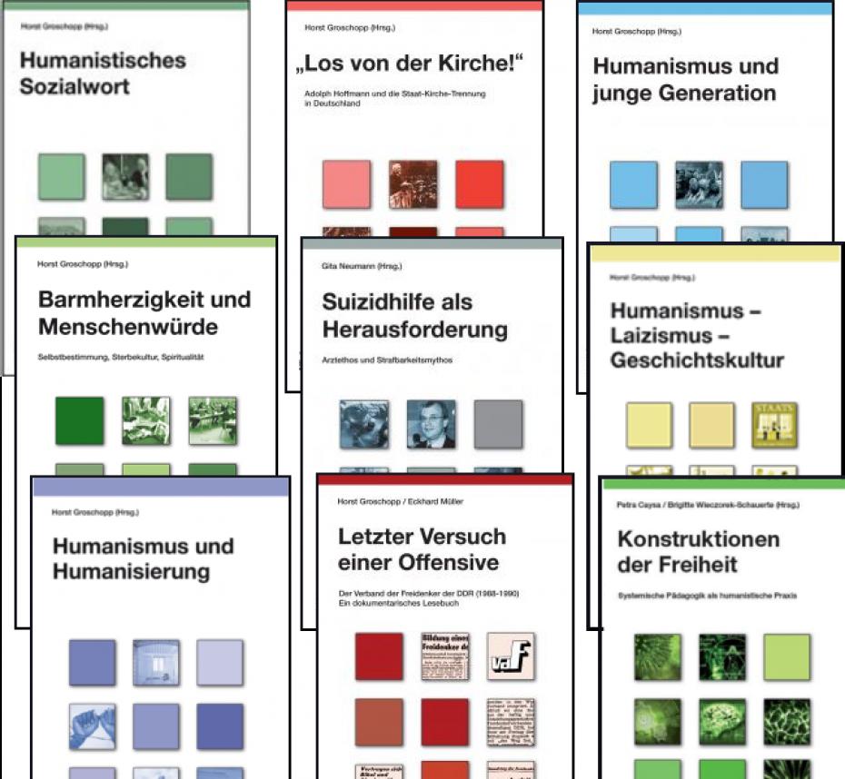 Schriftenreihe der Humanistischen Akademie Berlin-Brandenburg