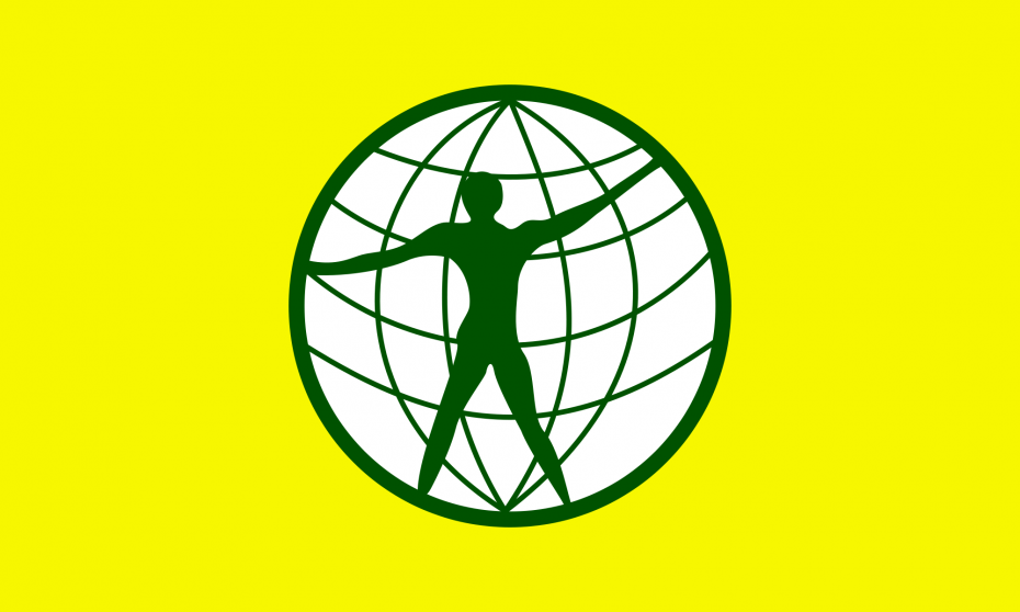 World Citizen Flag