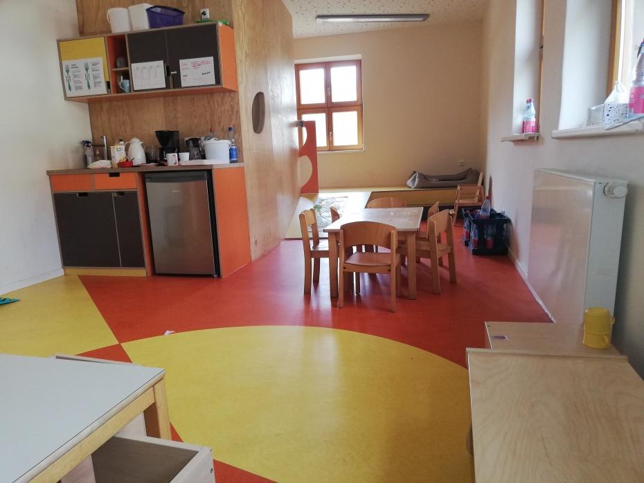 Das Kindercafé