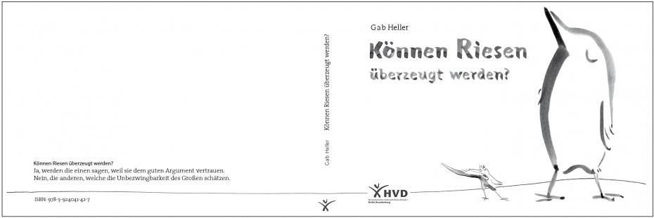 Gab Heller: Können Riesen überzeugt werden? ISBN: 978-3-924041-42-7