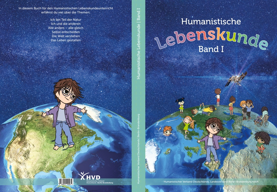 Humanistische Lebenskunde, Band I. ISBN: 978-3-924041-43-4