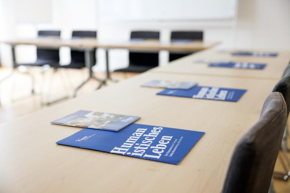 Das Ausbildungsinstitut für Humanistische Lebenskunde befindet sich in der Brückenstraße 5a, in 10179 Berlin-Mitte.