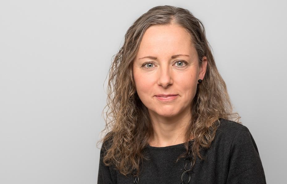 Unsere Vizepräsidentin Daniela Trochowski.