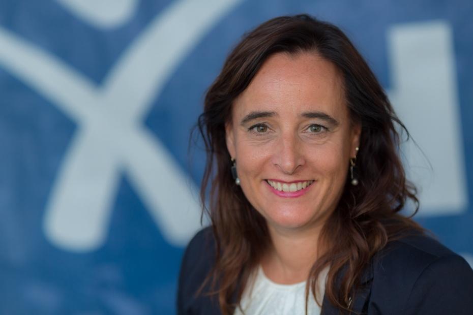 Susanne Petersen, humanistische Sprecherin für Köln und Umgebung
