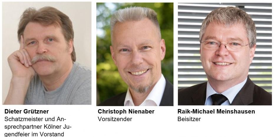 Der neu gewählte Kölner Vorstand
