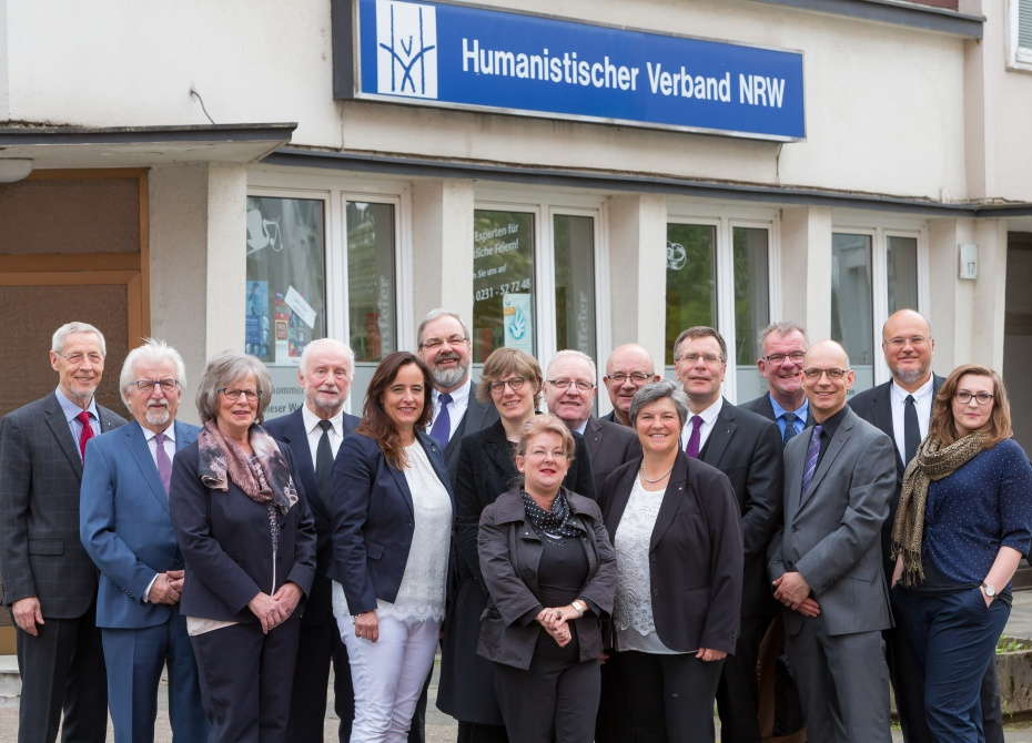 Die Humanistischen Lebensfeiersprecher_innen im Humanistischen Verband NRW