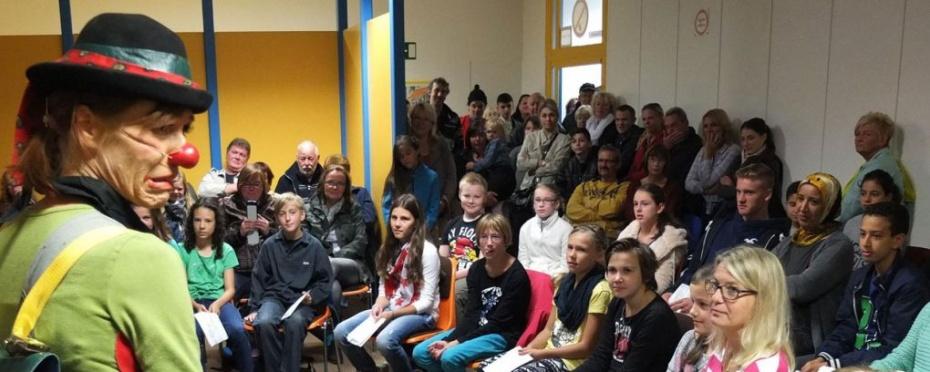 Nichtreligiöse Einschulungsfeier des HVD Niedersachsen, Ortsverband Garbsen