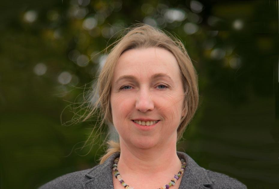 Hedwig Toth-Schmitz, Vorstandsmitglied des Humanistischen Verbandes Deutschlands; Foto: Markus Schöllhorn