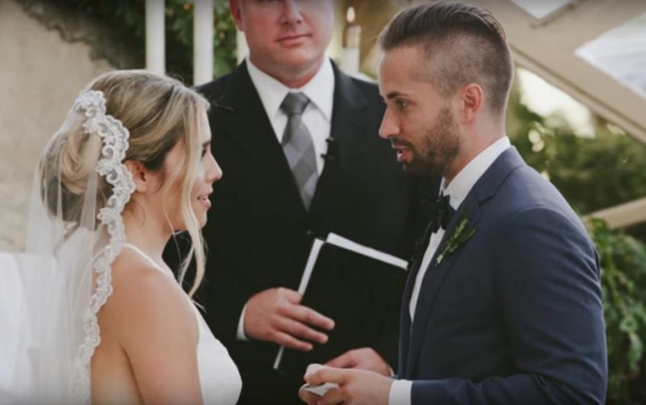 Eine humanistische Hochzeit