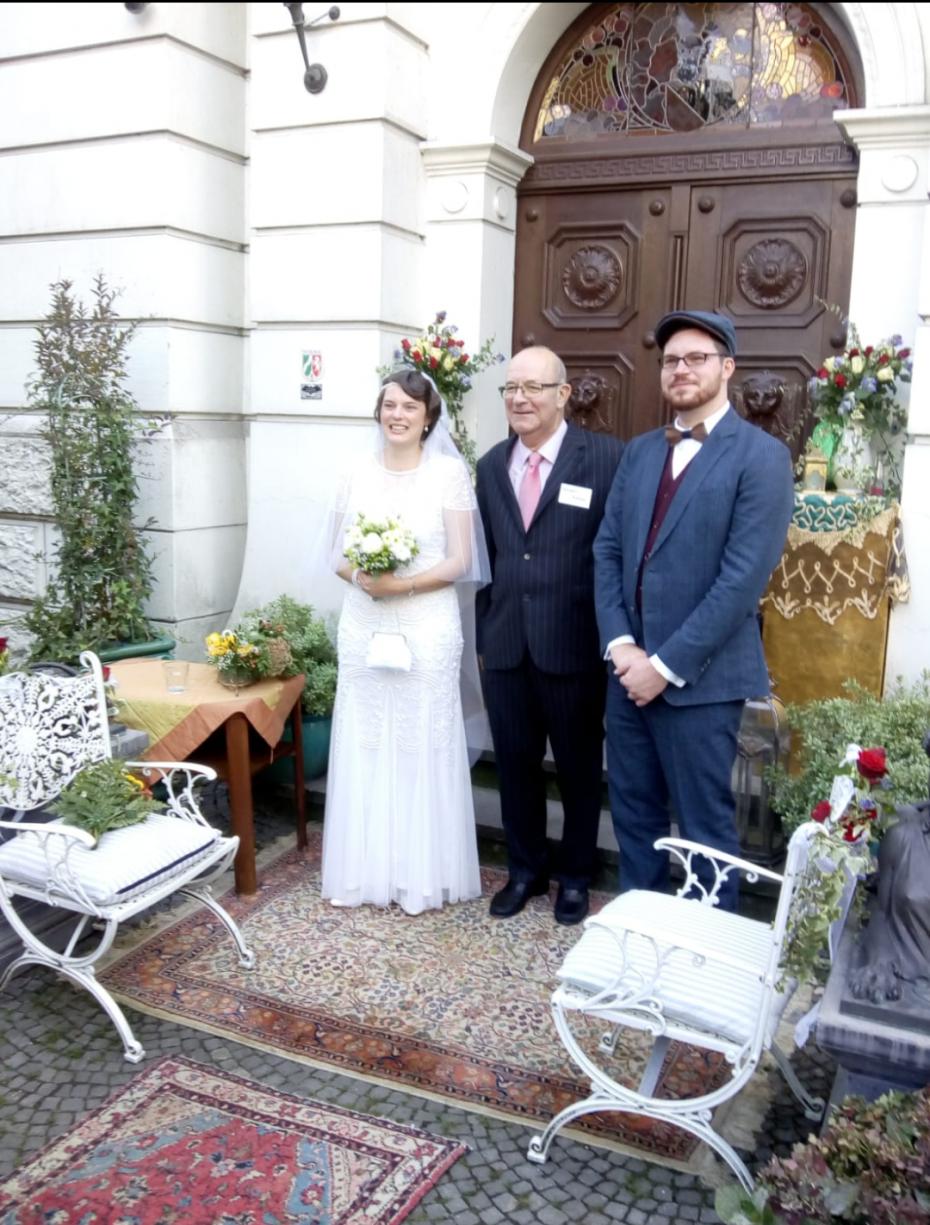 Humanistische Hochzeitsfeier