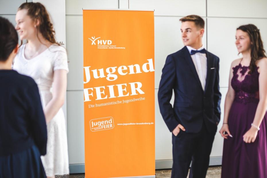 JugendFEIER - die humanistische Jugendweihe