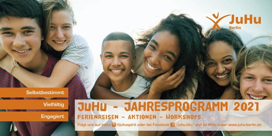Sommerferienangebot für Kinder und Jugendliche aus Berlin