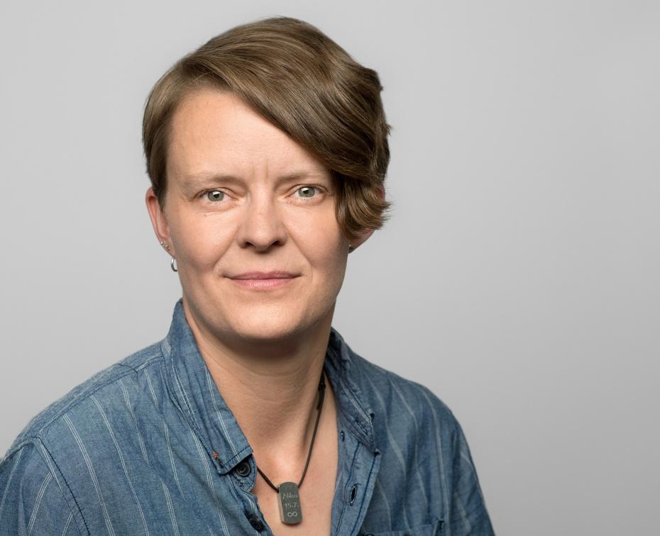 Foto von Frau Kathrin Schultz, Diplom-Erziehungswissenschaftlerin (Universität) - Foto: Die Hoffotografen Berlin