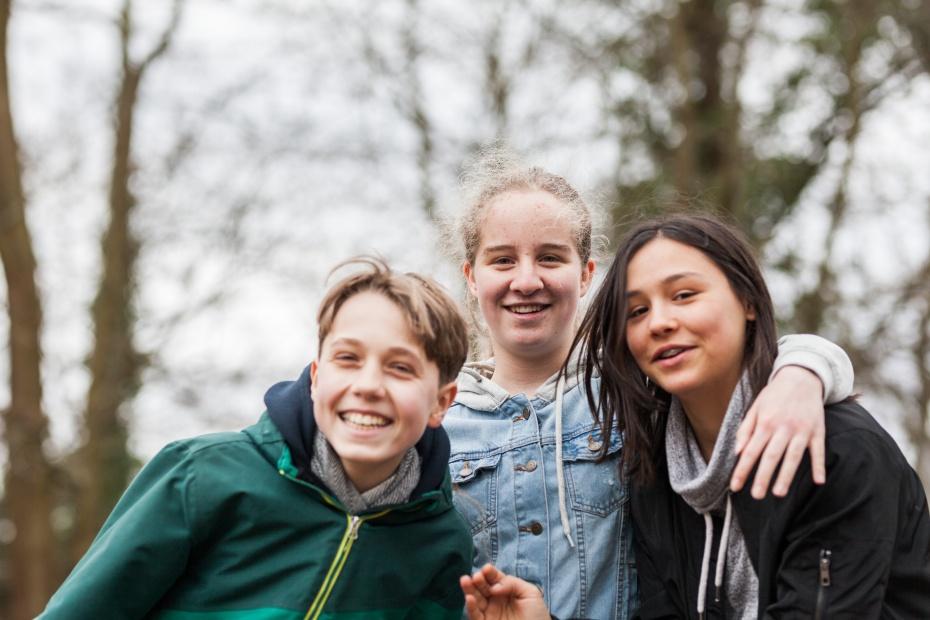 Wir unterstützen Kinder und Jugendliche in ihrer selbstbestimmten Entwicklung