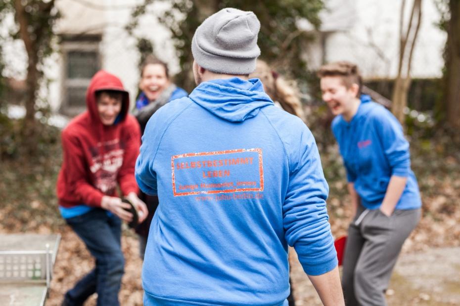 Spaß und Miteinander werden in unserem Jugendverband, den Jungen Humanist_innen, gelebt und geteilt