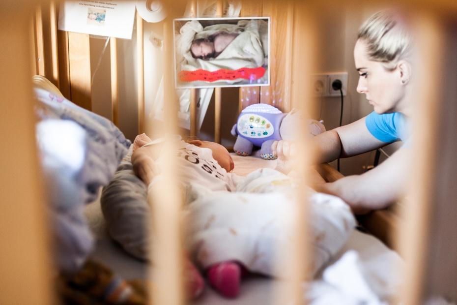 Im Kinderhospiz Berliner Herz bieten wir ambulante, teilstationäre und stationäre Pflege aus einer Hand.