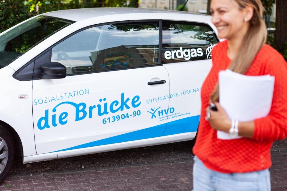 Wir gehören zu den starken gemeinnützigen Anbietern von Sozialleistungen in Berlin.