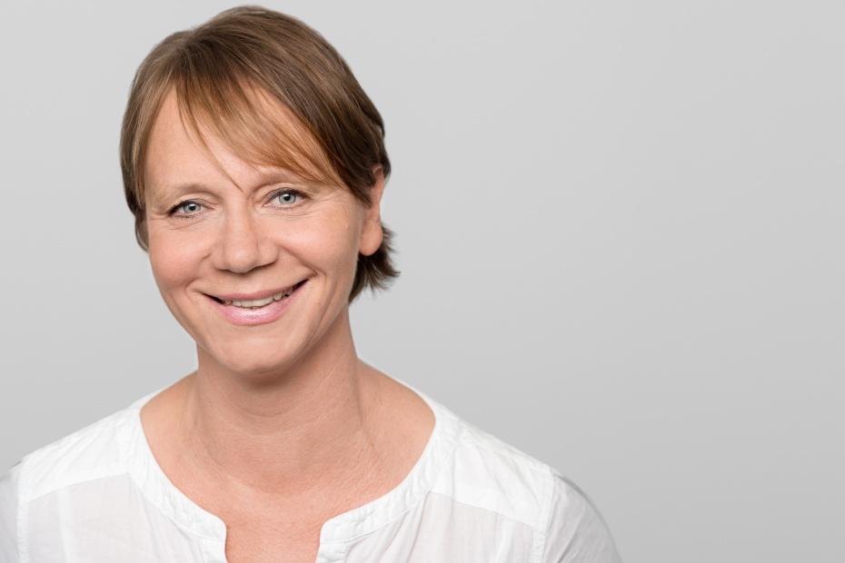 Britta Licht, Leiterin der Abteilung Humanistische Kindertagesstätten im Humanistischen Verband Berlin-Brandenburg KdöR.