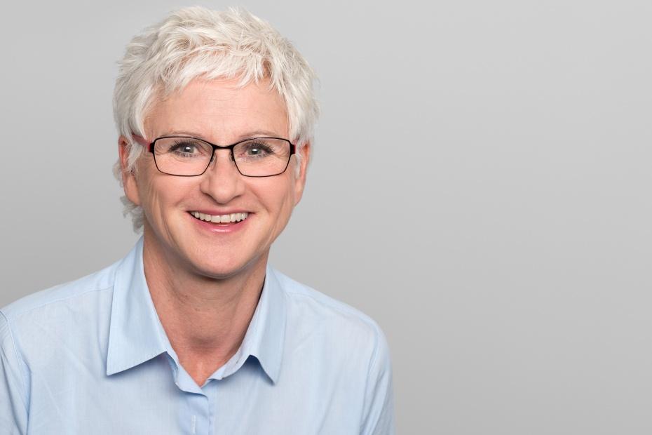 Andrea Käthner-Isemeyer, Leiterin der Abteilung Soziales im Humanistischen Verband Berlin-Brandenburg KdöR.