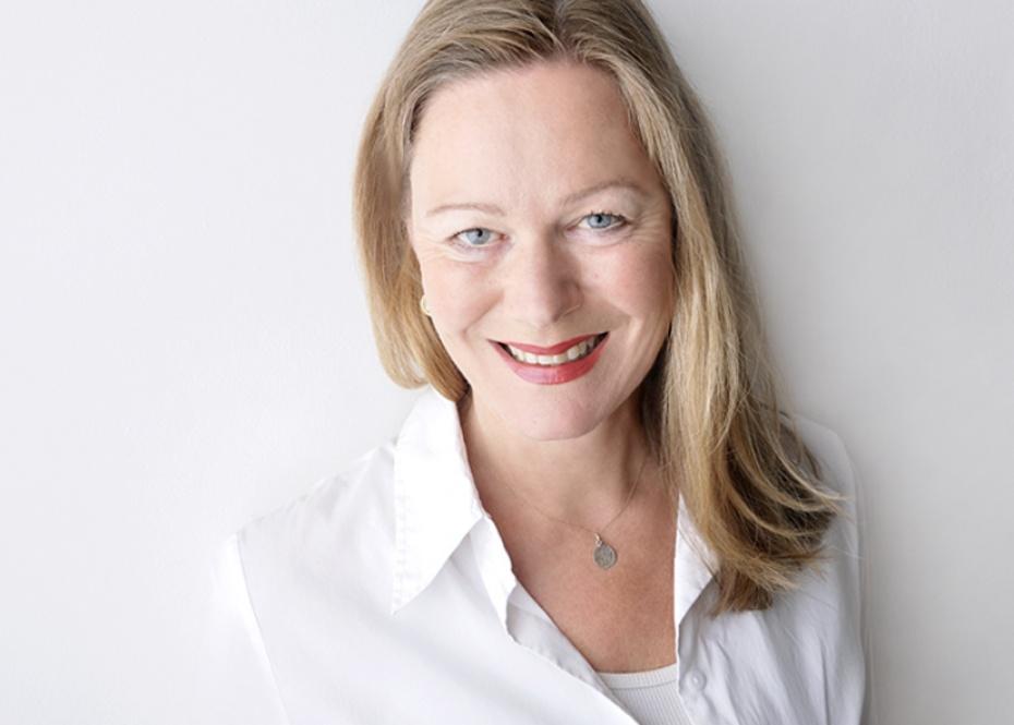 Anja Winkler, die Leiterin der Pfefferstreuer