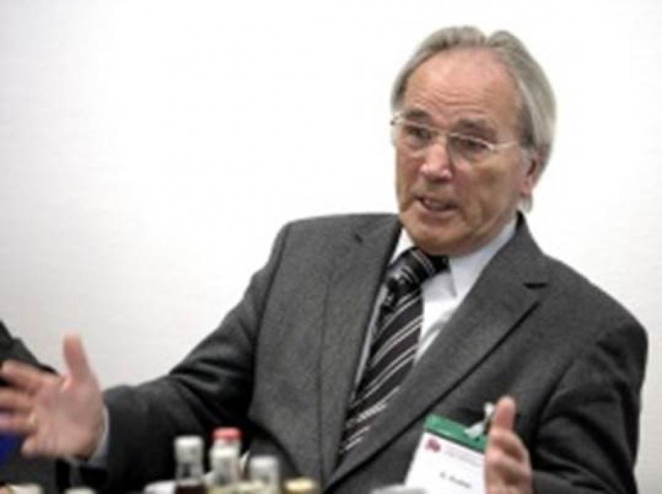 Klaus Kutzer, Bundesrichter a.D.