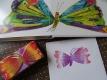 Schmetterlinge stempeln