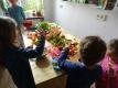 Obstspieße vorbereiten