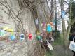Willkommen Baby! Söckchen- Baum am 25. März 21
