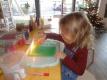 Kartengestaltung mit Kerzenwachs