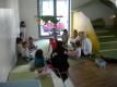 alle Kinder lieben den täglichen Morgen-und Gesprächskreis