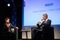 """Dunja Hayali und Ingo Zamperoni sprachen auch über das neue Buch der Autorin """"Haymatland"""""""