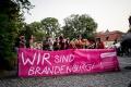 Wir sind Brandenburg - vielfältig, bunt und tolerant
