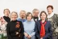 Das ganze Team des Berliner Seniorentelefons