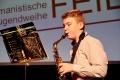 … mit viel Musik – am Saxophon …