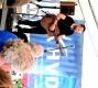 Henning Neuser sorg für tolle musikalische Unterhaltung