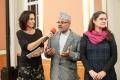 Dr. Dharma Bhusal leitet den Interkulturellen Hospizdienst Dong Ban Ja