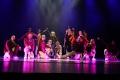 Theatergruppe und Tänzer der JugendFEIER 2017