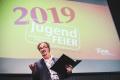 JugendFEIER Moderator und Festredner Stephan Wapenhans