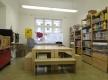 Der Kreativraum bietet viele Möglichkeiten sich künstlerisch auszuleben. Neben einer Staffelei gibt es zudem Werkbänke und ausreichend Platz, um an Tischen Schmuck zu basteln, Window Colour zu malen oder mit Bügelperlen zu basteln.