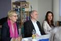 LebensWEGE- Besuch von Bürgermeister und Bundestagsabgeordneter Andrea Wicklein und Kandidatin Manja Schühle