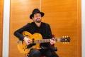 Musikalische Begleitung durch Lars Voges