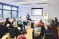Katinka Teetz informierte über das Thema Betreuung