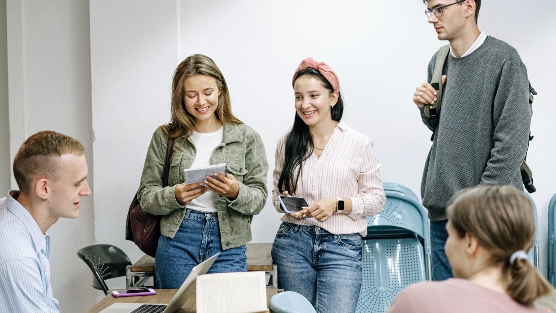Die Studierendenvertretung ist die Interessensvertretung unserer Studentinnen und Studenten