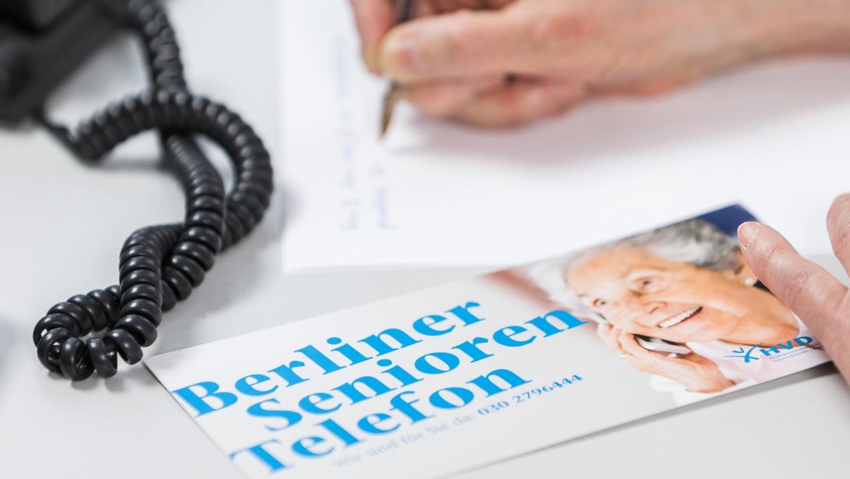 Berliner Seniorentelefon