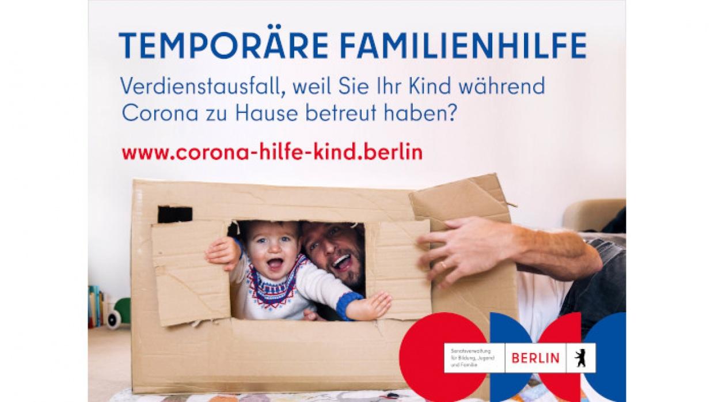 Temporäre Familienhilfe