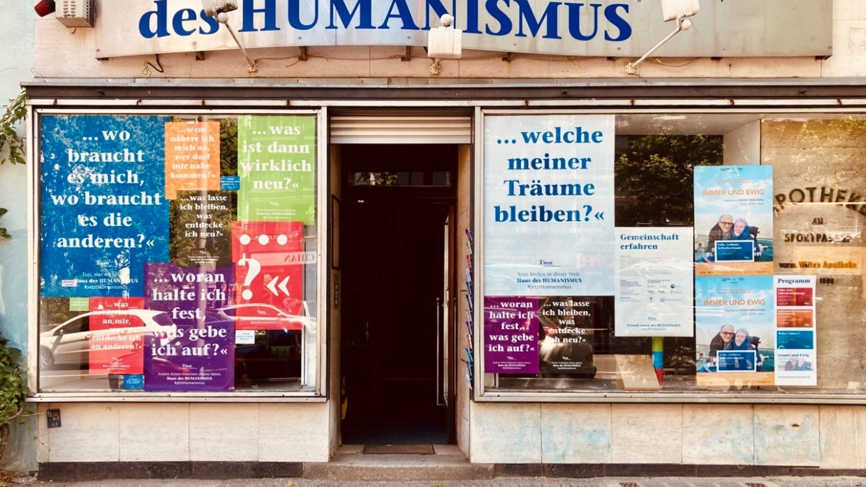 Die Alte Apotheke am Haus des HUMANISMUS