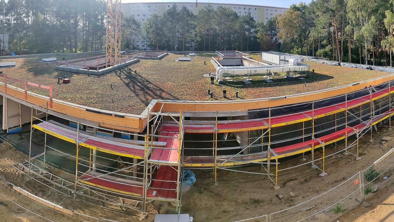 BV Neubau Kita Rappelkiste