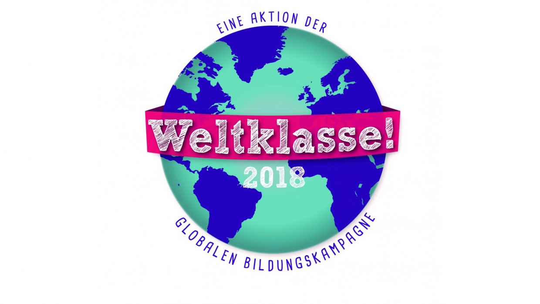 Die Schüler_innen des Humanistischen Lebenskundeunterrichts an der Grundschule an der Bäke sind mit dem Weltklasse!-Siegel der Globalen Bildungskampagne ausgezeichnet worden.