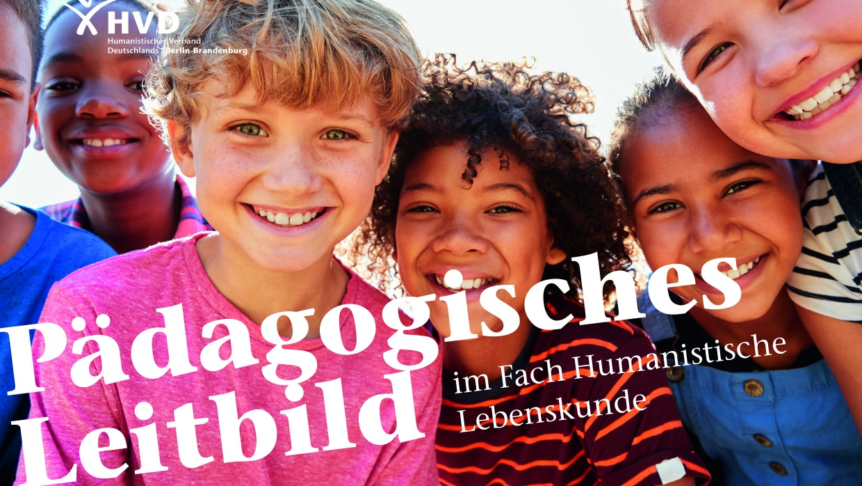 Pädagogisches Leitbild Humanistische Lebenskunde - Cover